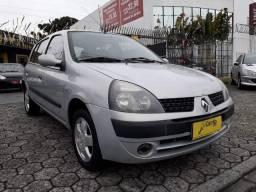 Clio Privilege 1.0 2004 (Repasse) completo - 2004