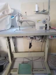 Máquina de costurar reta industrial