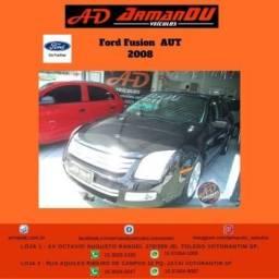 FORD FUSION 2008/2008 2.3 SEL 16V GASOLINA 4P AUTOMÁTICO - 2008