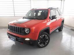 Jeep Renegade Trailhawk ipva 2020 pago - 2016