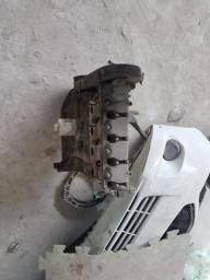 Motor caixa completo Kombi 2014 - 2014