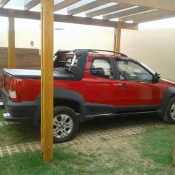 Vendo Fiat Strada Adventure CD 2010/2010 - 2010