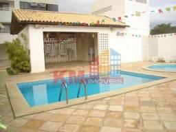 Vende-se Apartamento Semi- mobiliado Maria Emíllia do Rosário - KM IMÓVEIS