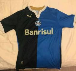 Grêmio Libertadores 2007 Terceira Camisa Tamanho G Numero 9 c6ea9a70a4853