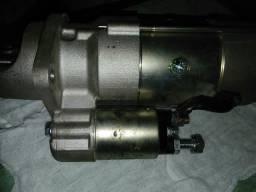 Motor de partida Mercedes OM352 24v