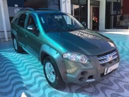 FIAT PALIO WEEKEND 1.8 ADVENTURE DUALOGIC LOCKER 8V 4P 2010 - 2010