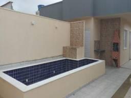 Esta casa ta show com piscina e churrasqueira (rogerio)