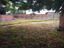 Alugo terreno de esquina na avenida senador área leão 500 m²