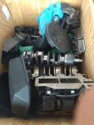 Motor popa evinrude 90HP