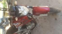 Moto fazer 250 yamaha - 2007