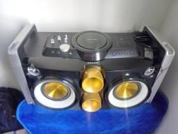 Som Mini Hi-Fi System FWP 200 PHILIPS