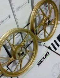 Vendo rodas Titan 150 e 160 a disco