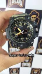 Relógio Cásio G-shock - R$ 120,00 - ENTREGA GRÁTIS PARCELE NO BOLETO