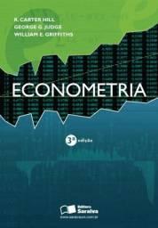 Livro - Econometria - William Griffiths, George Judge e Carter Hill - 3a ed