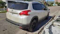 Título do anúncio: Sucata Peugeot 2008, para retirada de peças