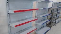 Gôndulas de supermercado