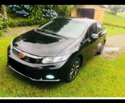 Vendo Carro Honda Civic - 2012