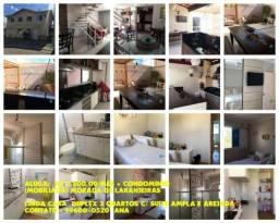 Alugo casa mobiliada Morada de Laranjeiras