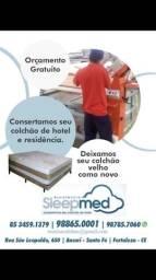 Reformas de camas e colchões