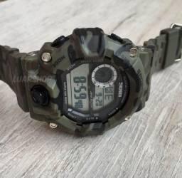 Relógio original Camuflado Exército