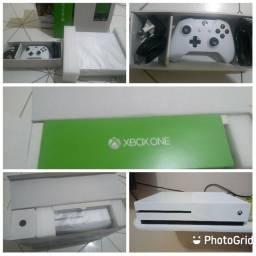 Xbox one s Novinho e 1 LG k12 Max Novo