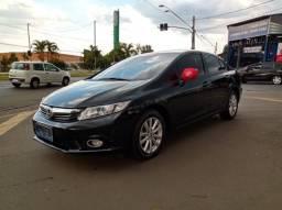 HONDA CIVIC 2013/2014 2.0 LXR 16V FLEX 4P AUTOMÁTICO