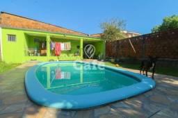 Casa 3 dormitórios com piscina ? Parque Pinheiro Machado