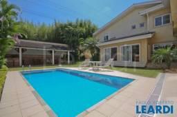 Casa de condomínio à venda com 5 dormitórios em Alphaville, Santana de parnaíba cod:456210