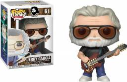 Jerry Garcia Boneco Pop Funko #61 * Pronta Entrega