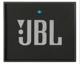 Caixinha de som JBL GO