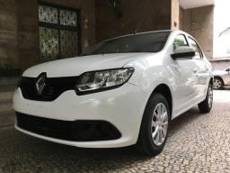 Renault Logan expression 1.0 Top de linha * Carro Okm