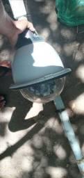Câmera 360 graus já com poste