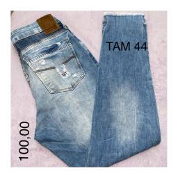 Calças jeans Damyller