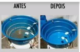 SERVIÇO DE LIMPEZA DE CAIXA D'ÁGUA (tanque), CX DE GORDURAS