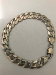 Vendo pulseira de prata 925