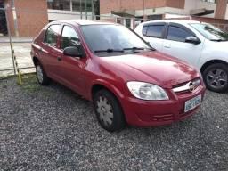 Chevrolet Prisma 2010 Vermelho
