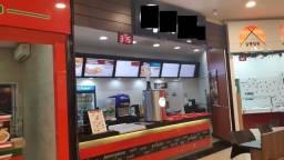 Unidade de franquia de restaurante fast food no Araçatuba Shopping