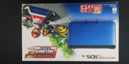 Nintendo 3DS XL - Hard Case - Original com caixa manuais