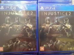 Injustice 2 legendary edition ps4 lacrado