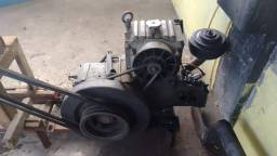 Motor estacionário diesel