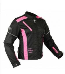 jaqueta feminina com  airbag