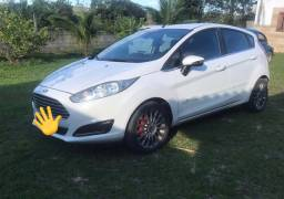 New Fiesta Fiesta Titanium 1.6 16v Powershift