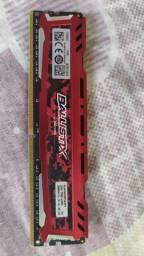 Memória Ram 4Gb DDR 4, 2666mhz
