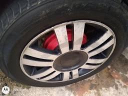 Aro 15 com pneu