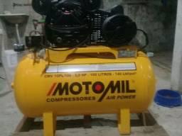 compressor com 4 meses de uso