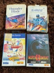 Fitas de Master System