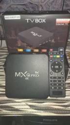 Mxq pro 5g top configurada