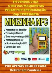 PEGA POR APROXIMAÇÃO NFC