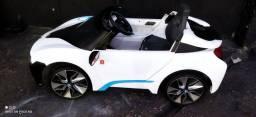 BMW Elétrico Infantil Com Controle Remoto