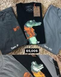 Camisas Masculinas de várias marcas